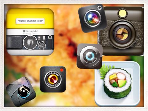 おうちごはん系の、おいしそうカメラ