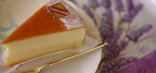 チーズケーキ考察