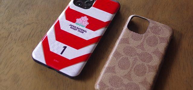 ラグビー日本代表のiPhoneケース